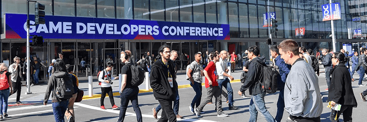 GDC 19 Session Header