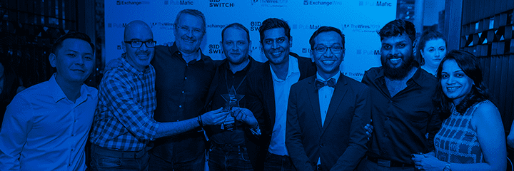 The Wires APAC Award Blog Header